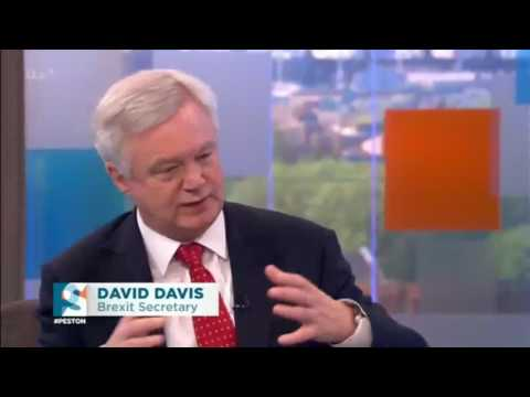 "Brexit fallout: Whatever happened to David Davis' ""row of the Summer"""