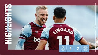 EXTENDED HIGHLIGHTS | WEST HAM UNITED 3-2 LEICESTER CITY