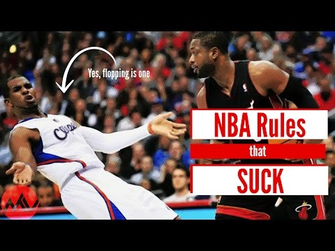 7 Dumb NBA Rules that NEED to CHANGE