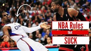 7 Dumb NBA Rules that NEED to CHANGE