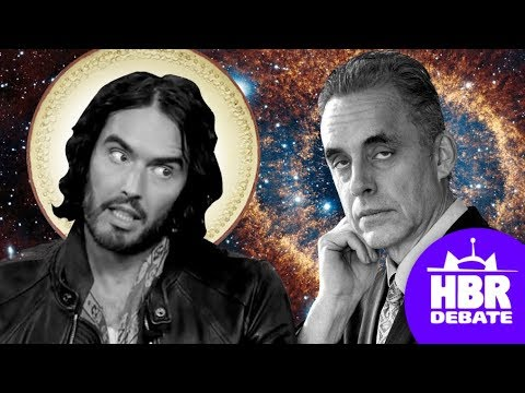 Jordan Peterson, Russel Brand on masculinity in women | HBR Debate