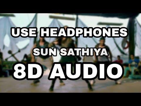 Sun Sathiya   Abcd 2   8D Audio(360°)  