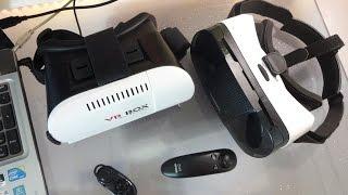 Обзор шлема виртуальной реальности VR Box в сравнении с другими Выпуск №9(Это очередной 9 обзор очков виртуальной реальности для смартфона VR Box (запись от 05,10,2015 ) , который мы проводим..., 2015-11-09T11:58:46.000Z)