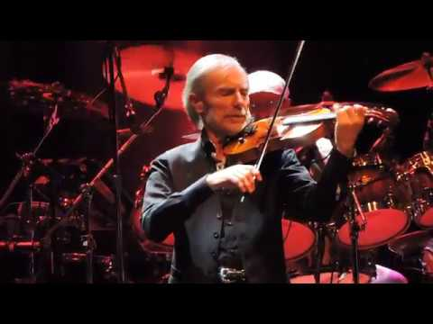 Jean-Luc Ponty Overture/Trans-Love Express, Imaginary Voyage Live 2017