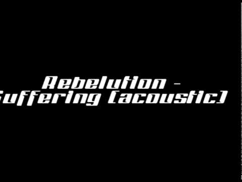 Rebelution - Suffering (acoustic)