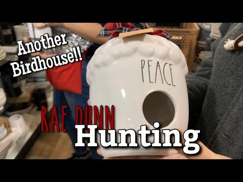 Rae Dunn Hunting Another Dunn Birdhouse!
