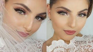 My Wedding Day Makeup Tutorial ♡(Hi my loves! Today's tutorial is one you have all requested like CRAZY haha and one that is very dear to my heart, it is the makeup look I wore on my wedding ..., 2016-03-24T11:32:34.000Z)