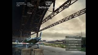 Combat Wings: Battle of Britain - Gameplay: Mission 1