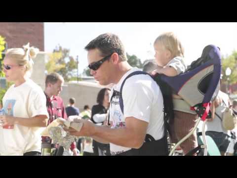 2012 JDRF Walk to Cure Diabetes Walk Day Video