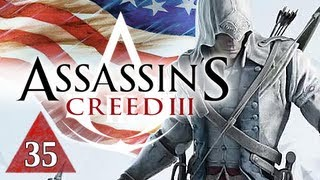 Assassin's Creed 3 Walkthrough - Part 35 Fort Wolcott  Let's Play AC3 Gameplay Commentary