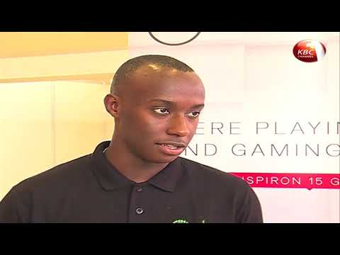 A total of 60 players take part in this year's East Africa Gaming Convention