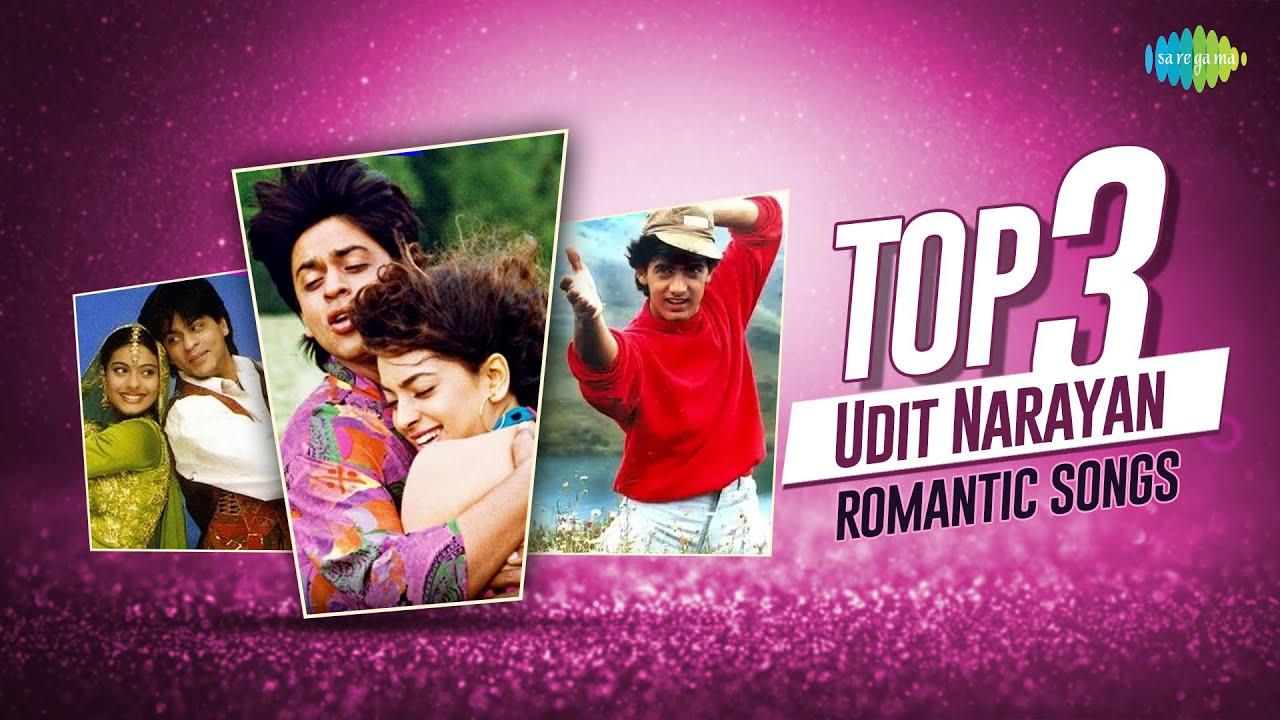 Top 3 Romantic Songs of Udit Narayan | Mehndi Laga Ke Rakhna | Pehla Nasha | Tu Mere Samne