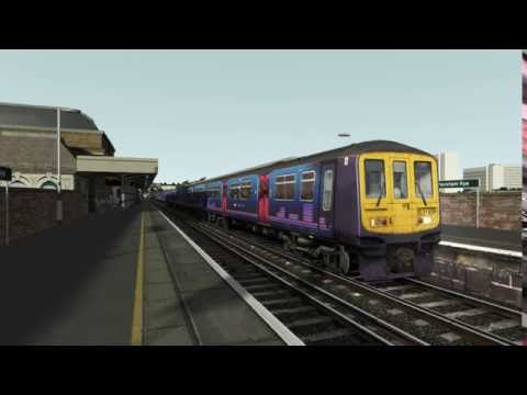 2L93 West Hampstead Thameslink to Orpington (TS2016)