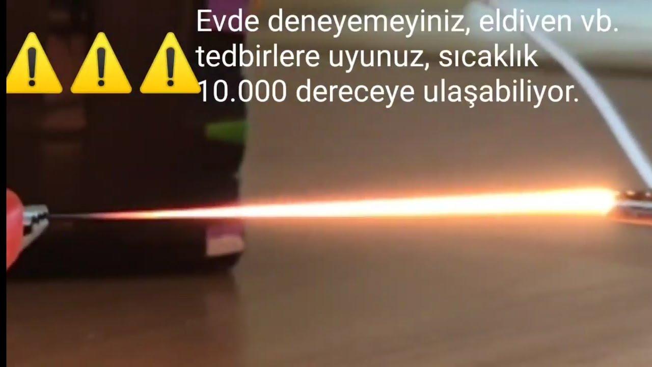 Süper Güçlü Kolay Havya Yapımı  (Super Strong Easy Soldering Iron Making)