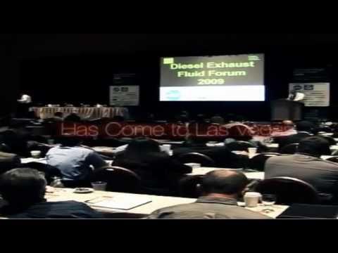 Diesel Emissions Conference Diesel Exhaust Fluid Forum 2010