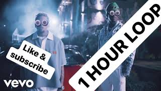 Chris Brown, Young Thug - Go Crazy (1 Hour Loop)
