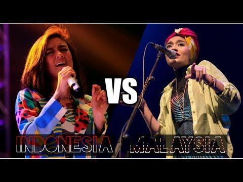 Indonesia (IPOP) VS Malaysia (MPOP) - LIVE EDITION