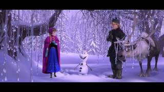 Холодное сердце / Frozen / русский трейлер