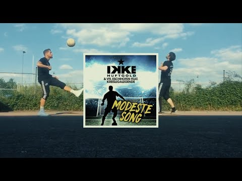 Ikke Hüftgold & VfL Eschhofen feat. Kreisligalegende - Modeste Song (OFFICIAL VIDEO)