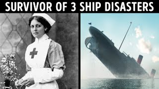 She Survived 3 Ship Sinkings But It Didn't Stop Her