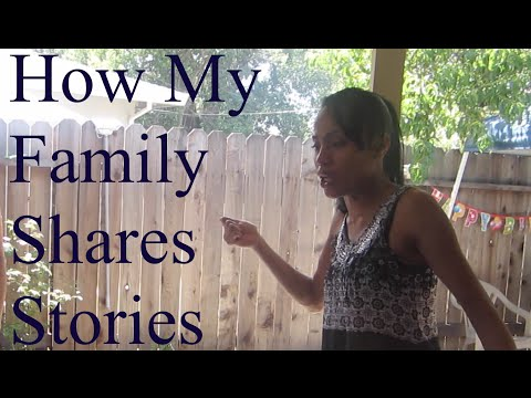 How Samoan Americans Share stories...