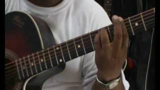 Guitar Chord Tutorial of Zindagi do pal ki..  Kites