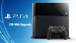PS4 upgrade 2TB Samsung M9T (Seagate backup plus slim)