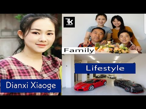 Dianxi Xiaoge (food Blogger) Lifestyle | Family | Net Worth | Facts | Biography | FK Creation
