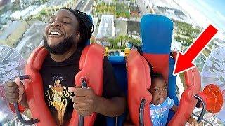 Brave Little Kids #2 | Funny Slingshot Ride Compilation