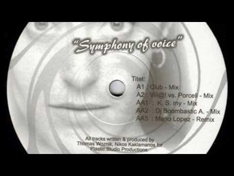 Miss InXss - Symphony Of Voice (Club Mix)