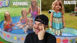 WERBUNG vs. REALITÄT! *Lustig oder Traurig?*