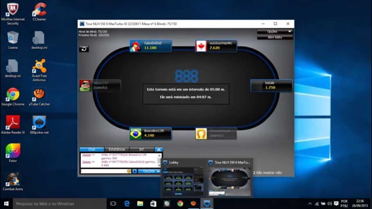 8888 Poker