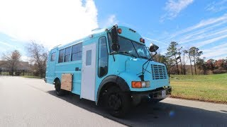 25' Short Bus Conversion | Finished