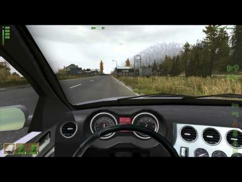 DayZ Land Of The Dead - Car radio & MP3 Player & AEG