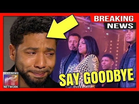 "BREAKING: Jussie Smollett's ENTIRE Cast at ""EMPIRE"" Hit With DEVASTATING News"