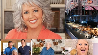 "Paula Deen's Restaurant ""Lady & Sons"" + Brief Paula Deen History & Food Review"