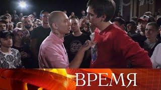 Рэп-баттл Oxxxymiron vs Гнойный стал одним изсамых обсуждаемых событий августа.