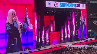 Ava Max - Sweet But Psycho  - Capital Summertime Ball 2019