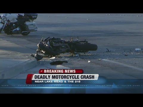 Man dies in Henderson motorcycle crash
