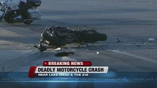Man dies in Henderson motorcycle crash