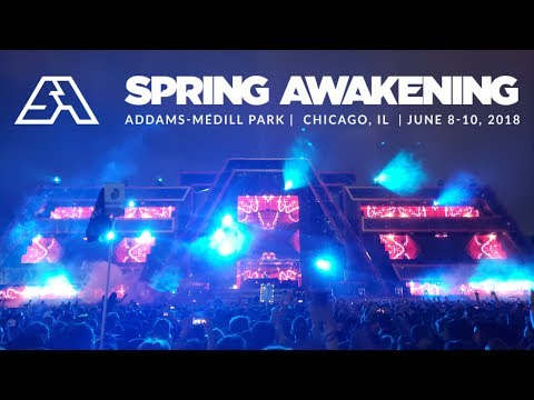 Spring Awakening Music Festival 2018 Aftermovie