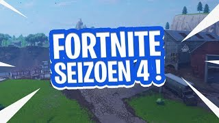 LANDEN IN *DUSTY DIVOT*! - SEIZOEN 4 START! - Fortnite: Battle Royale DUO's