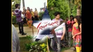 SANTU STRAIGHT FORWARD's YASH AND RADHIKA EXCLUSIVE PICS