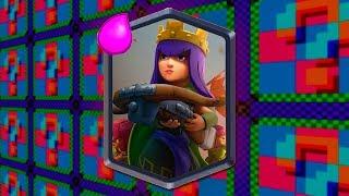 REINA ARQUERA (Clash of Clans) | Lucky Blocks - Desafío de la Suerte Especial - #223