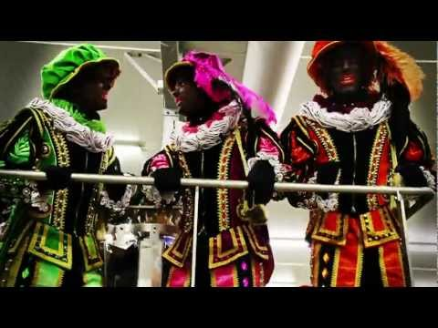 Sinterklaasliedjes : Pietenboyband De MP3's - Feestmedley - Sinterklaas