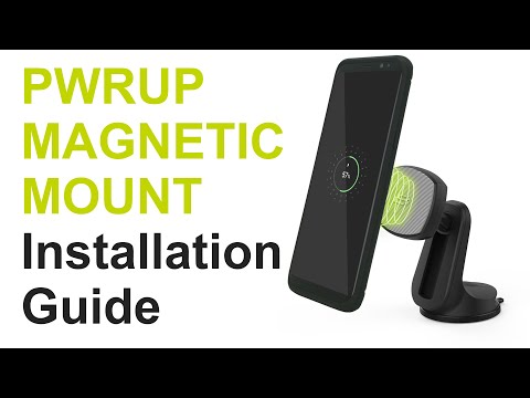 PwrUp Magnet Mount Installation Guide