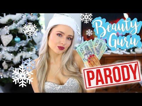 DECEMBER FAVOURITES 2016! (Beauty Guru Parody)