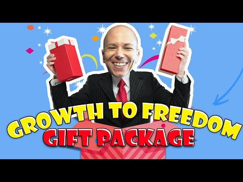 Get the Growth to Freedom Gift Package from Dan Kuschell