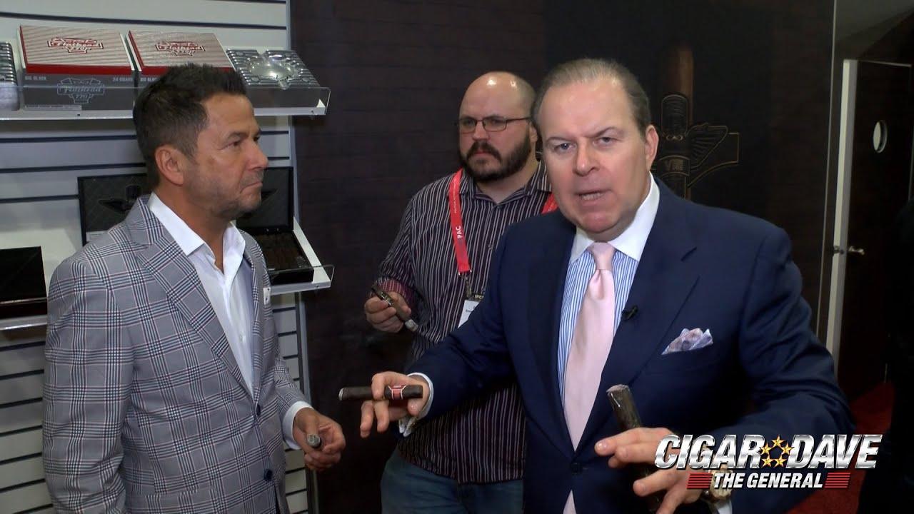 Cigar Dave's Exclusive Video Coverage of 2019 Premium Cigar