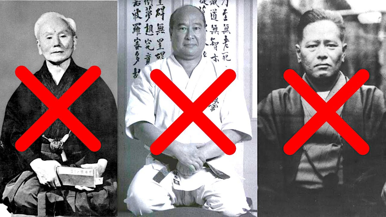 Why ALL Karate Styles Are FAKE